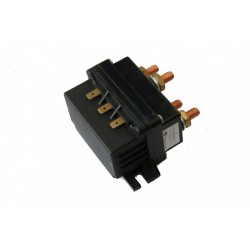 PowerWinch Relay - Solenoid, 500A, 24V
