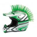 Mohawk for helmet