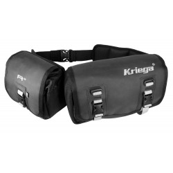 Kriega R8 Waist pack, black