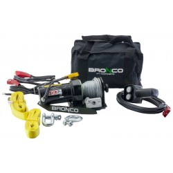Bronco 2000 Portable 12V winch