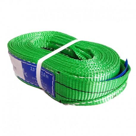 Webbing sling 2T, 3 m