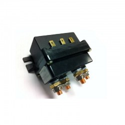 PowerWinch Relay - Solenoid, 200A, 12V