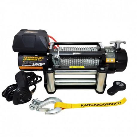 Kangaroo Winch PW12000 Performance Series 12V