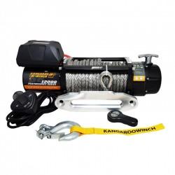 Kangaroo Winch PW12000 SR Performance Series 12V, rope