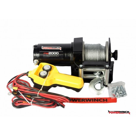 PowerWinch PW2000E 12V