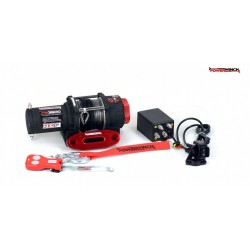 PowerWinch PW3500SR 12V, rope