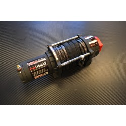 PowerWinch PW4500SR 12V, rope
